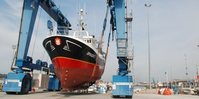Ship repair & maintenance